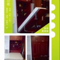上海圣多美品牌板式家具全屋定制,诚招全国各地加盟代理,隐形床折叠床节省空间,多功能家具价格公道
