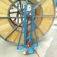 [吉达]大型电缆放线架放线架子放线器放线支架光钎光缆放线架放线盘3吨5吨梯形放线支架批发