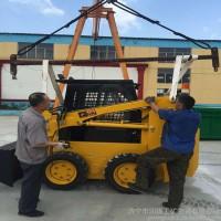WS滑移装载机工程施工用多功能工程车滑移装载机