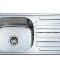 7642 不锈钢水槽套装 0.8厚 压纹 电解 欧洲款 出口