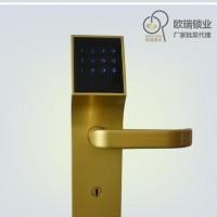 OR30-锌合金密码锁 定制 智能感应锁 室内门锁深圳直销