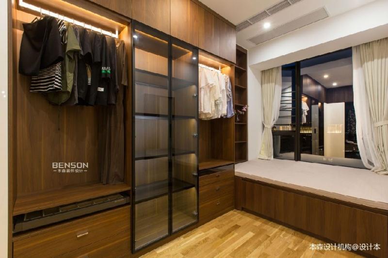 快速了解定制衣柜设计款式和结构限制