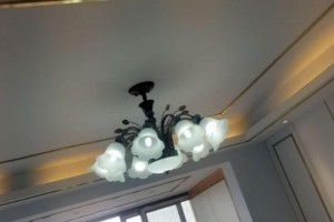 吊灯和吸顶灯的区别
